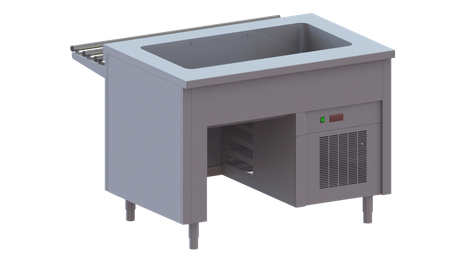 Ванна холодильная APACH CHEF LINE LWR8S8А