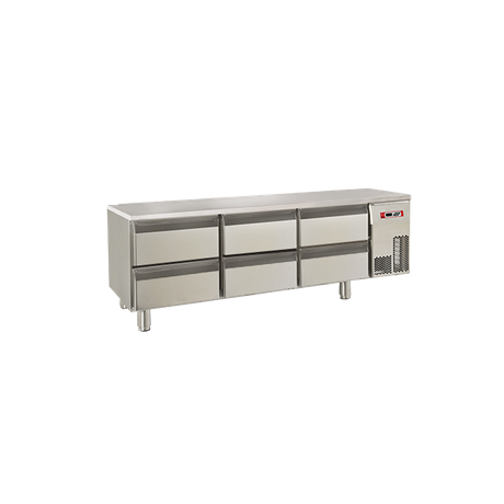 База холодильная APACH CHEF LINE LBR7222NT