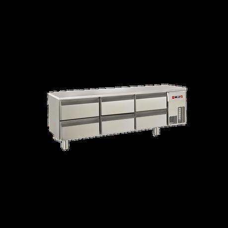 База холодильная APACH CHEF LINE LBR7222