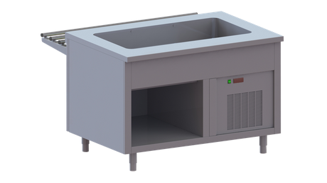 Ванна холодильная APACH CHEF LINE LWR8S15OC