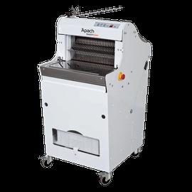 Линия компактных моделей позволяет осуществлять нарезку хлеба любого вида, предназначена для установки в небольших пекарнях и промышленных предприятиях