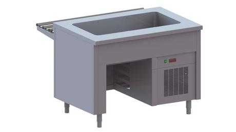 Ванна холодильная APACH CHEF LINE LWR8S12OC