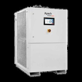 Машины, способные поставлять воду при постоянной температуре +2°C в течение всего дня и во время каждого дозирования