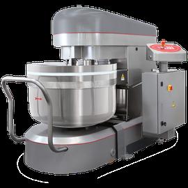 Тестомесы с подкатной дежой были разработаны для производства широкого ассортимента изделий