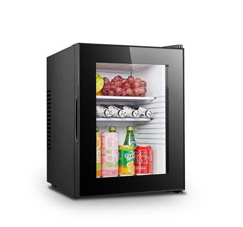 Шкаф холодильный Hurakan HKN-BCG40